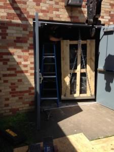 Installing New Boiler 3