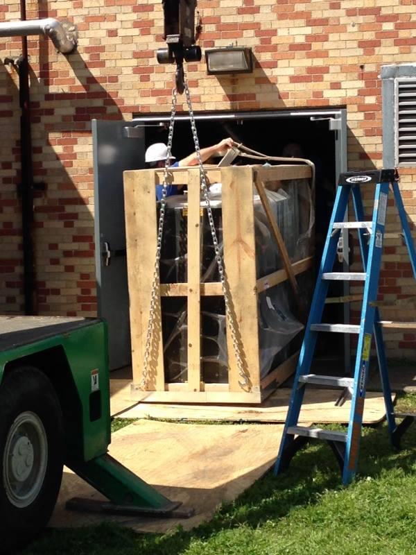Installing New Boiler | Dominion Air & Heat